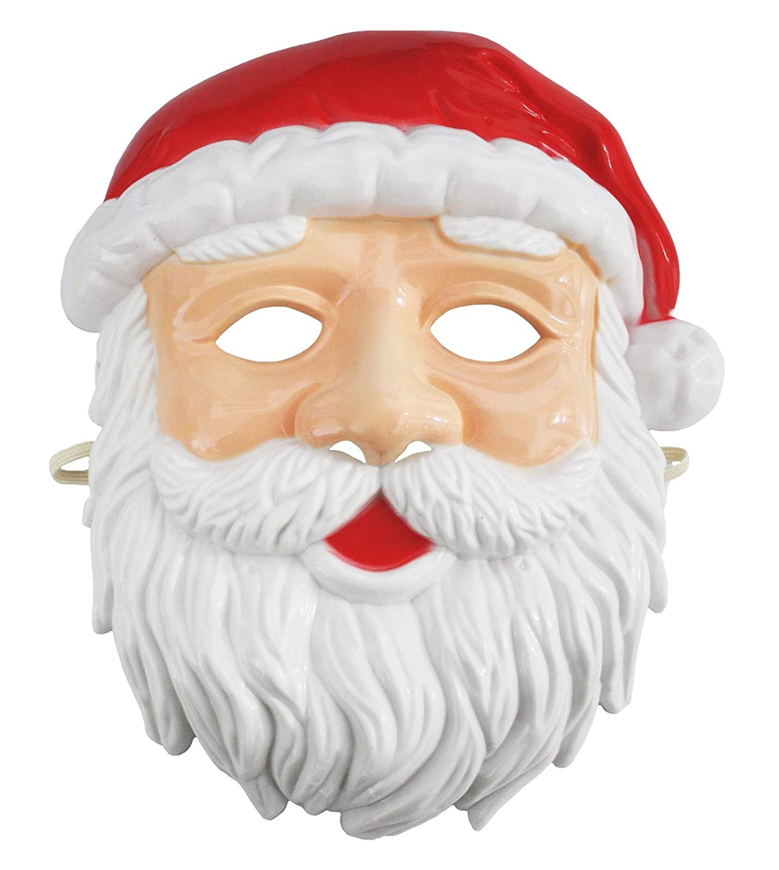 Petitebelle Babbo Natale maschera unisex Dress Up party costume per bambini