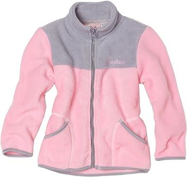 Pink Platinum Girls Fleece Anorak
