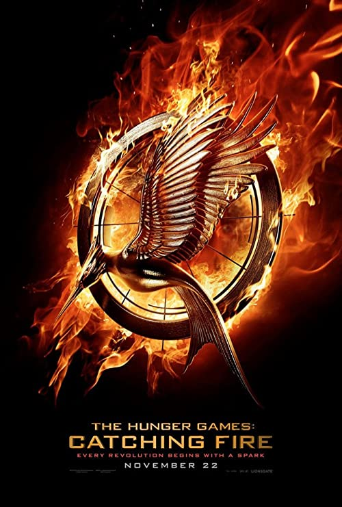 The Hunger Games Mocking Jay Catching Fire Movie TRILOGY Poster Set of 3