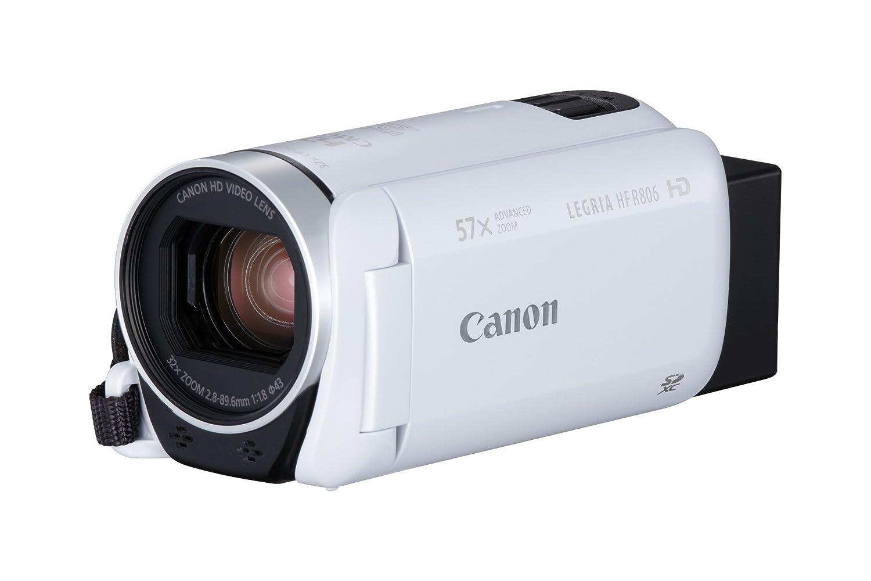 Canon LEGRIA HF R806 - Videocámara (Pantalla táctil de 3