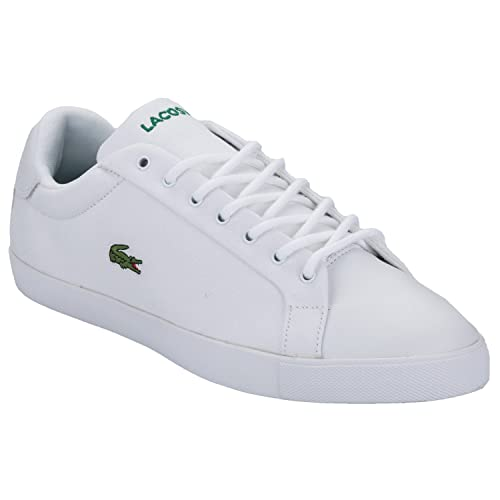 Zapatillas de Pique para Hombre Lacoste Grad en Color Blanco - UK 9: Lacoste: Amazon.es: Zapatos y complementos