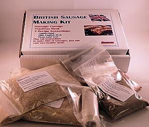 Bonzza British Home Sausage Making Starter Kit