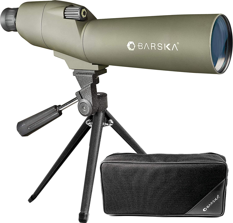 2.Barska 20-60x60mm WP Colorado Spotting Scope