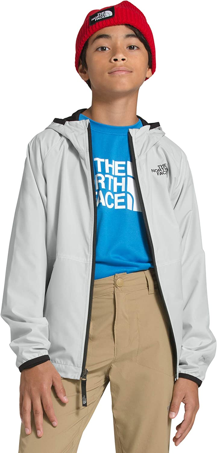 The North Face Boys/' Windy Crest Full-Zip Hooded Jacket