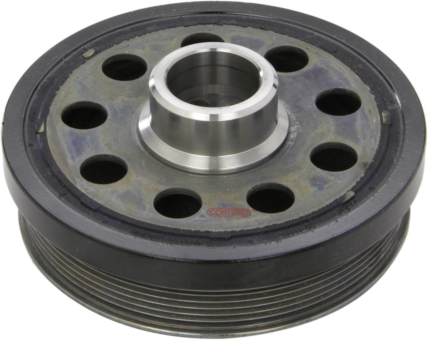 for crankshaft with screws febi bilstein 33077 Pulley decoupled pack of one