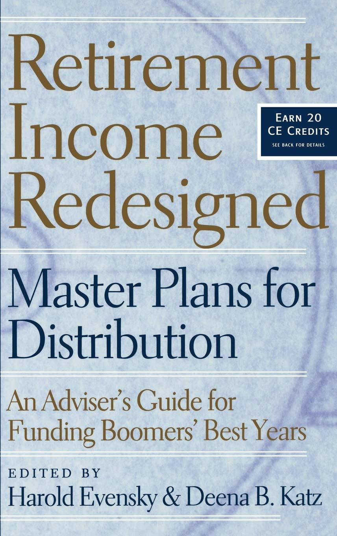 Book Retirement Income Redesigned