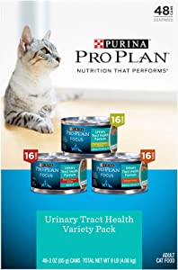 Purina Pro Plan Focus Urinary Tract Health Adult Wet and Dry Food