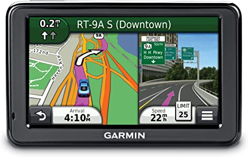 Garmin n vi 2555LMT 5-Inch Portable GPS Navigator with Lifetime Maps and Traffic