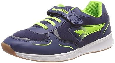 20c8bd64588 KangaROOS Unisex Kids  Roji Ii Ev Trainers  Amazon.co.uk  Shoes   Bags