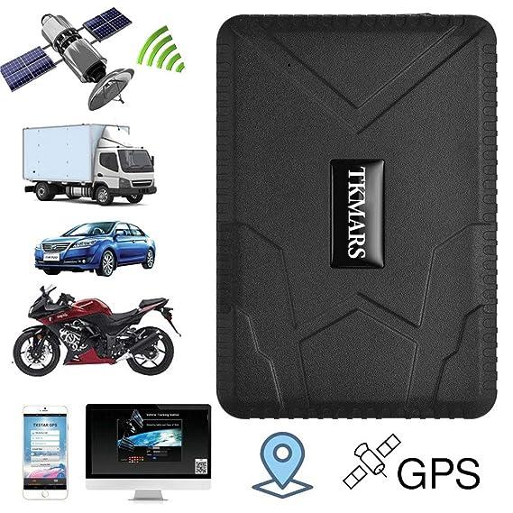 localizador GPS, zeerkeer SILENCIOSO Inteligente para el ...