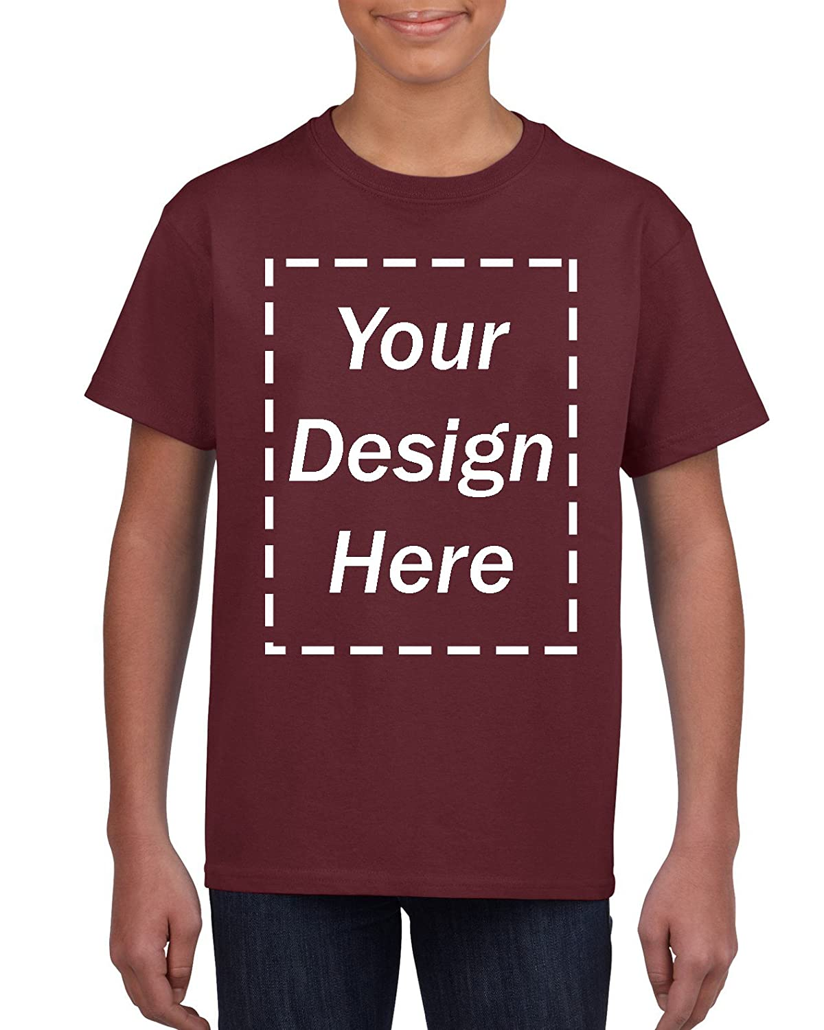 Amazon Custom T Shirt Design Your Own Personalized Shirt 11