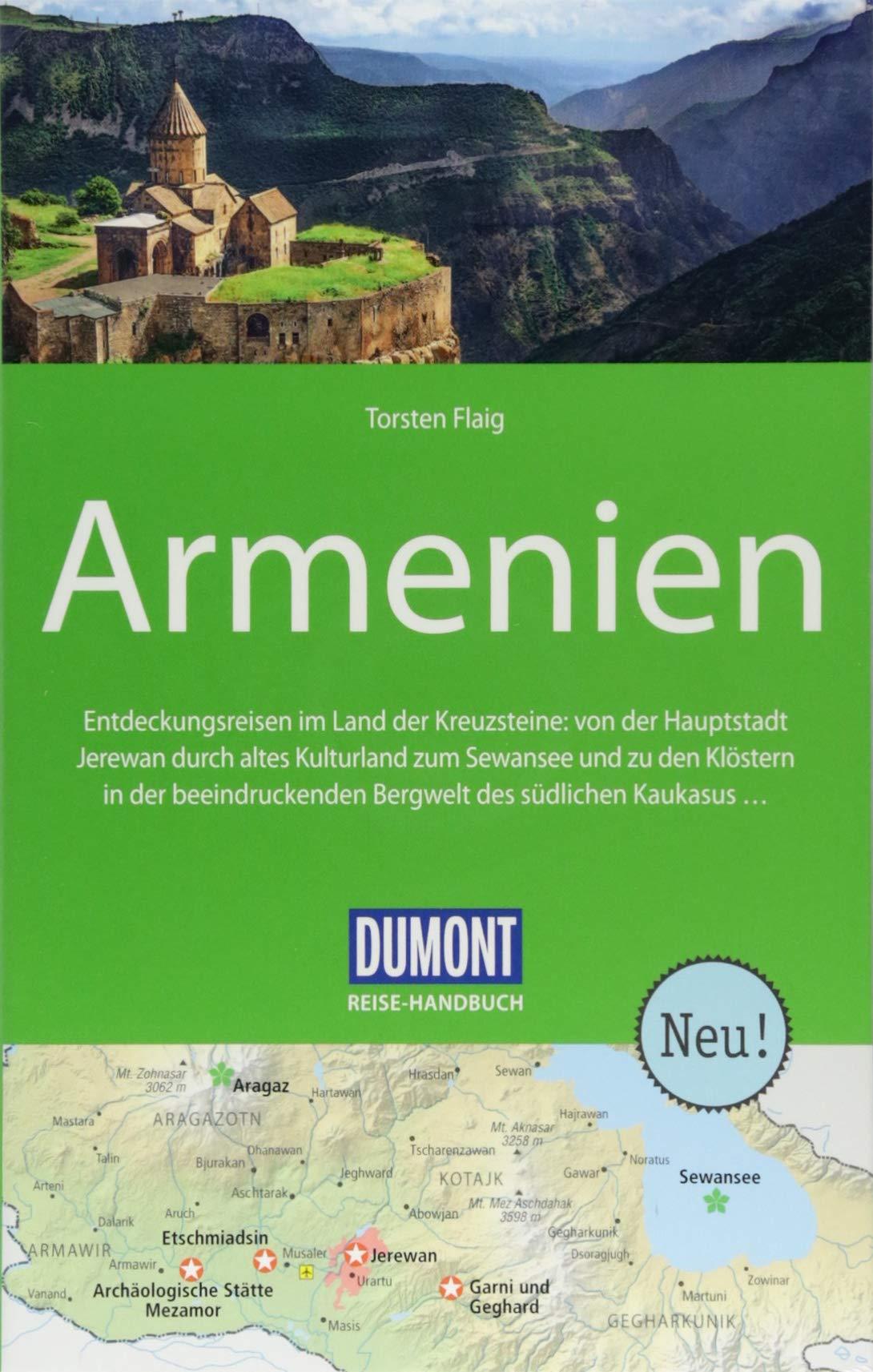 Dumont Reise Handbuch Reisefuhrer Armenien Mit Extra Reisekarte Flaig Torsten 9783770178605 Amazon Com Books