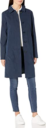 Amazon Essentials Water-Resistant Trench Coat Raincoats Mujer