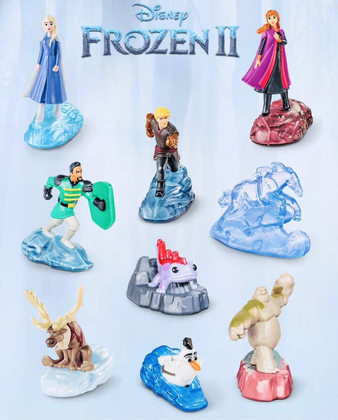 Frozen #6 Nokk 2019 mcdonalds happy meal toy