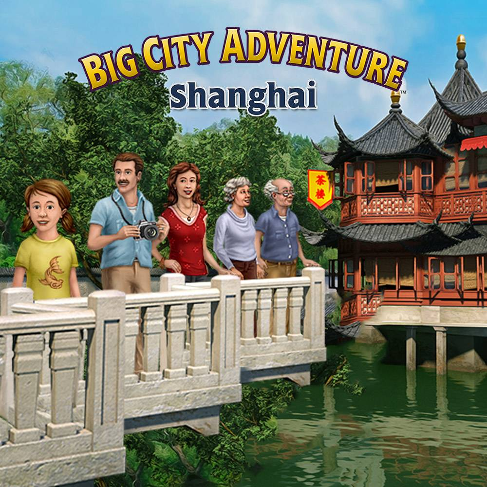 Big City Adventure: Shanghai [Download]