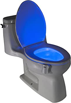 GlowBowl Motion Activated Toilet Nightlight