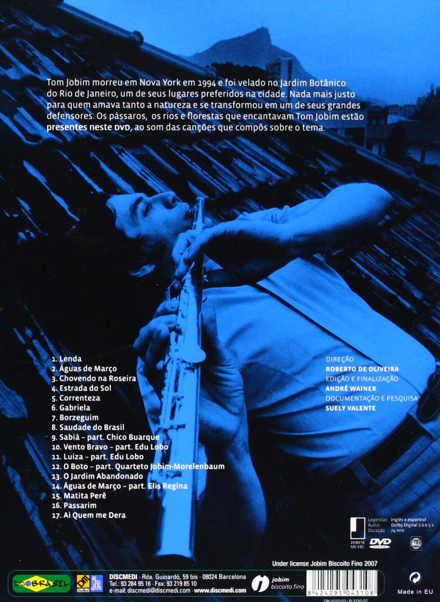 Amazon.com: Aguas De Marco: Tom Jobim: Movies & TV