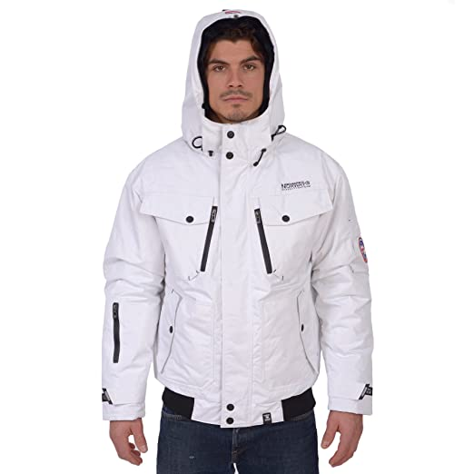 Geographical Norway Men's Cabriolet Winter Jacket Warm Parka: Amazon.ca:  Clothing & Accessories