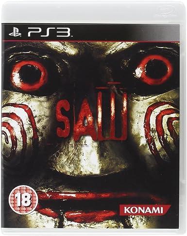 Konami Saw (PS3) PlayStation 3 vídeo - Juego (PlayStation 3, M (Maduro), Zombie): Amazon.es: Videojuegos
