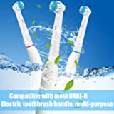 Replacement Toothbrush Heads for Oral-B, 4 Pack