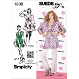 Simplicity Suedesays Collection 1896 Misses and