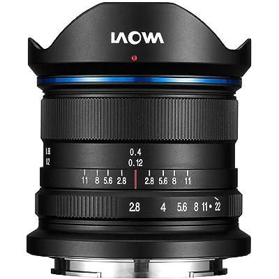 Laowa 9mm f/2.8 Zero-D SLR Ultra-Wide Lens (SLR, 15/10, Ultra Wide Lens, Sony E, Sony, Black) : Camera & Photo
