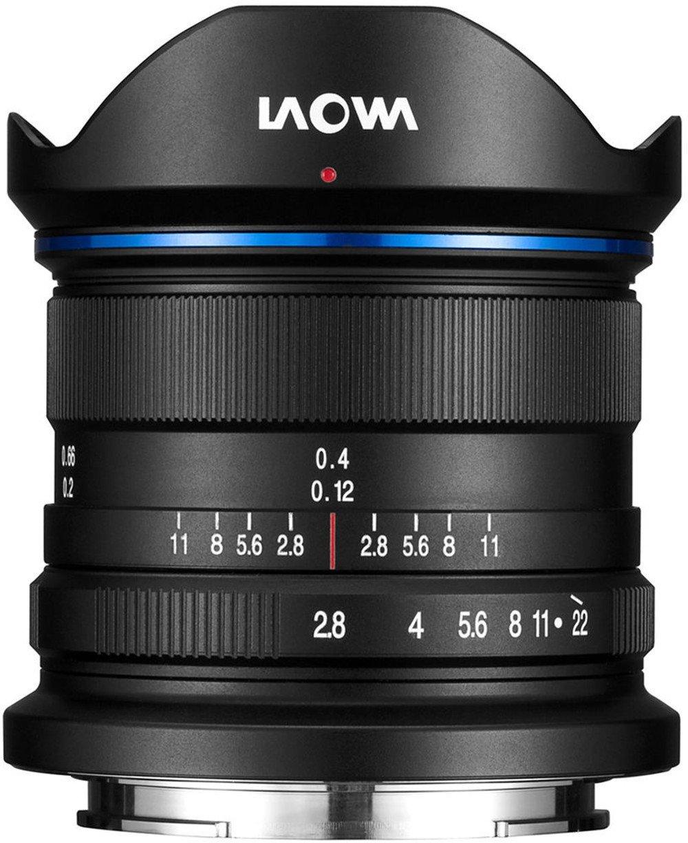 Laowa 9mm f/2.8 Zero-D SLR Ultra-Wide Lens (SLR, 15/10, Ultra Wide Lens, Sony E, Sony, Black) by LAOWA