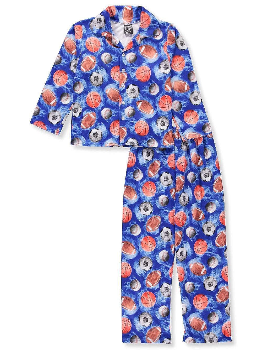 Quad Seven Boys 2-Piece Pajamas