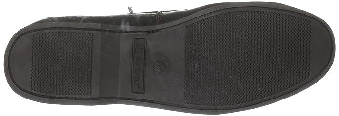 b919838e5c Superga Tumblefglbinm GS0043V0, Chaussures montantes homme , Marron,TR,SW894,  45 EU ...