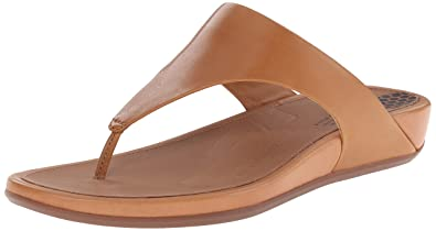 c66cf02849a887 FitFlop Women s Banda Sandal tan 6 ...