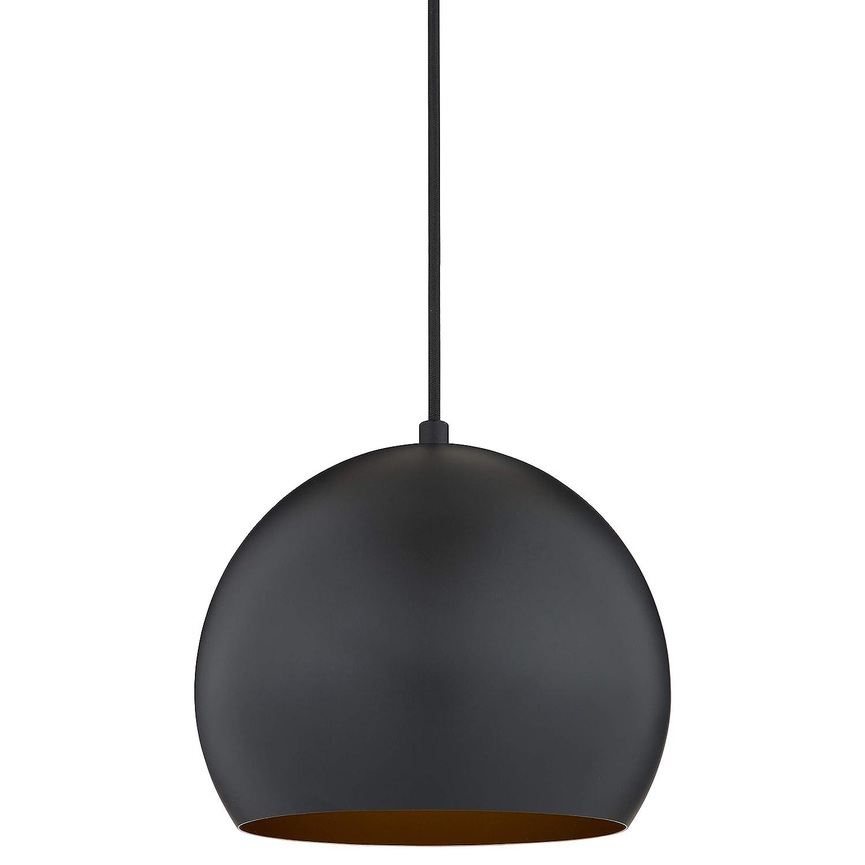 Rollino Pendant Light | Black Pendant Lighting for Kitchen Island LL-P408-5BLK