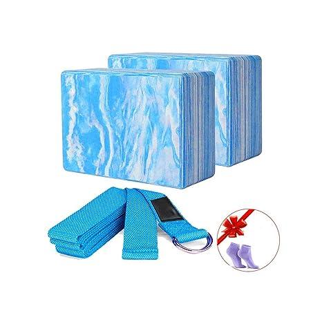 Amazon.com : Foam Block Yoga Brick Yoga Bolster Yoga ...
