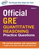 Official Gre Quantitative Reasoning Practice Questions (Old Edition)