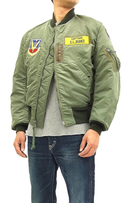 da799df8e Buzz Rickson's MA-1 Flight Jacket BR13895 Men's Flying Bomber Jacket ...