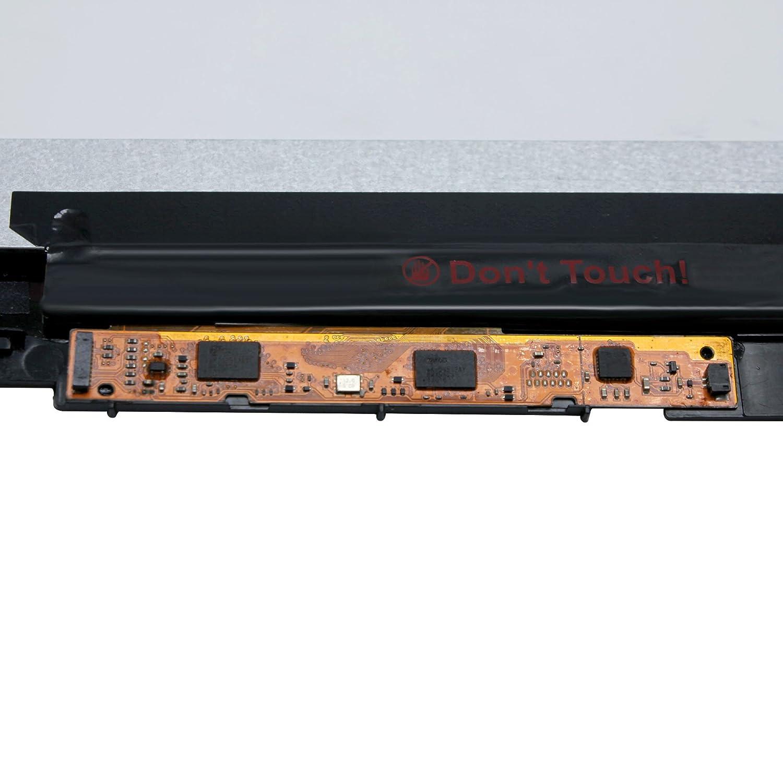 Touchscreen Digitizer Assembly f/ür Lenovo IdeaPad Yoga 2 13 20344 1920x1080 FTDLCD/® 13.3 Zoll FHD LCD Display