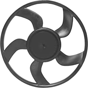 ACDelco 15-80682 GM Original Equipment 5 Blade Passenger Side Engine Cooling Fan Blade Kit with Clip