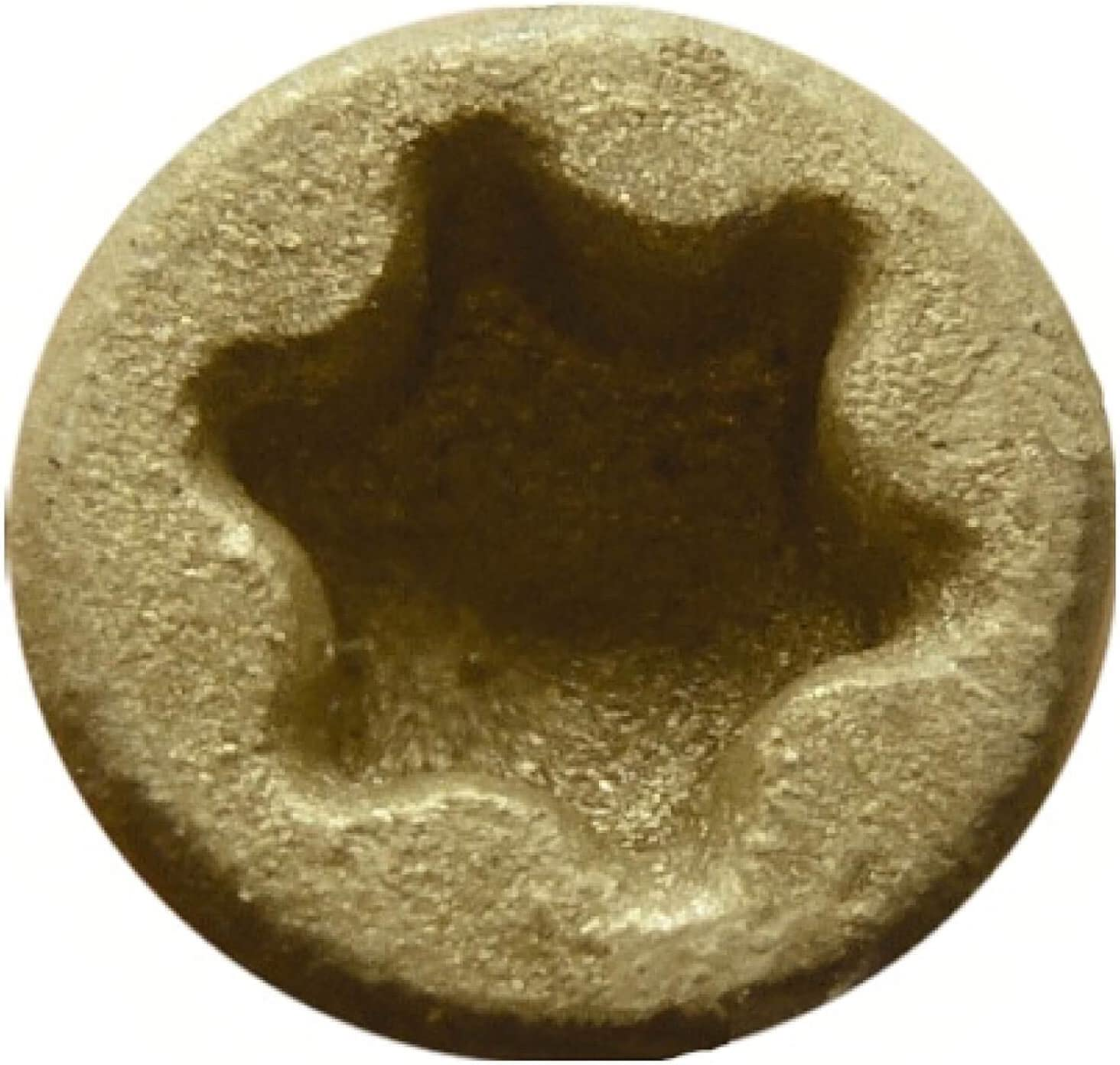 1 Pound - 187 APX. Screws Finish Head Exterior Coated Torx//Star Drive Wood Screws #7 x 2 Bronze Star Exterior CoatedTiny Finish Head Wood Screw Torx//Star Head Tiny Head Wood Screws