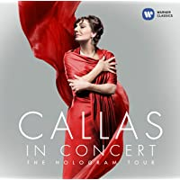 Callas in Concert – The Hologram Tour