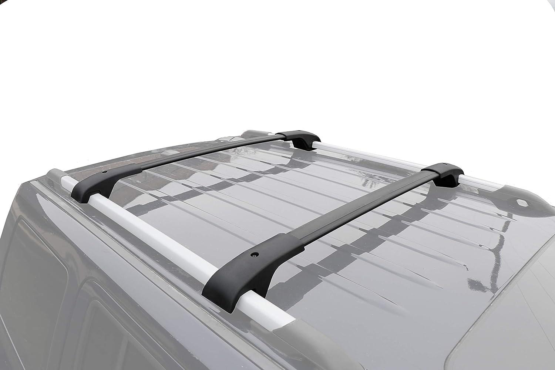 BRIGHTLINES Roof Rack Crossbar Replacement for 2017 2018 2019 Volkswagen Atlas BL914170
