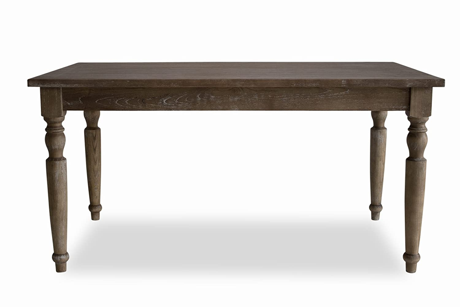 Country French rustic dining tables are hard to resist, and this EDLOE FINCH - farmhouse French example made of solid Elm is lovely and well priced!
