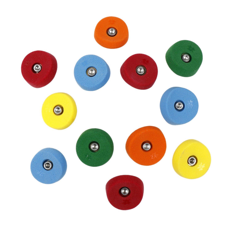 ブランド品専門の ミディアムスクープジャグ B07B3LCK77 12個 12個 登山ホールド 明るい色合い 明るい色合い B07B3LCK77, POP GUN WEB:caa3bf3b --- a0267596.xsph.ru