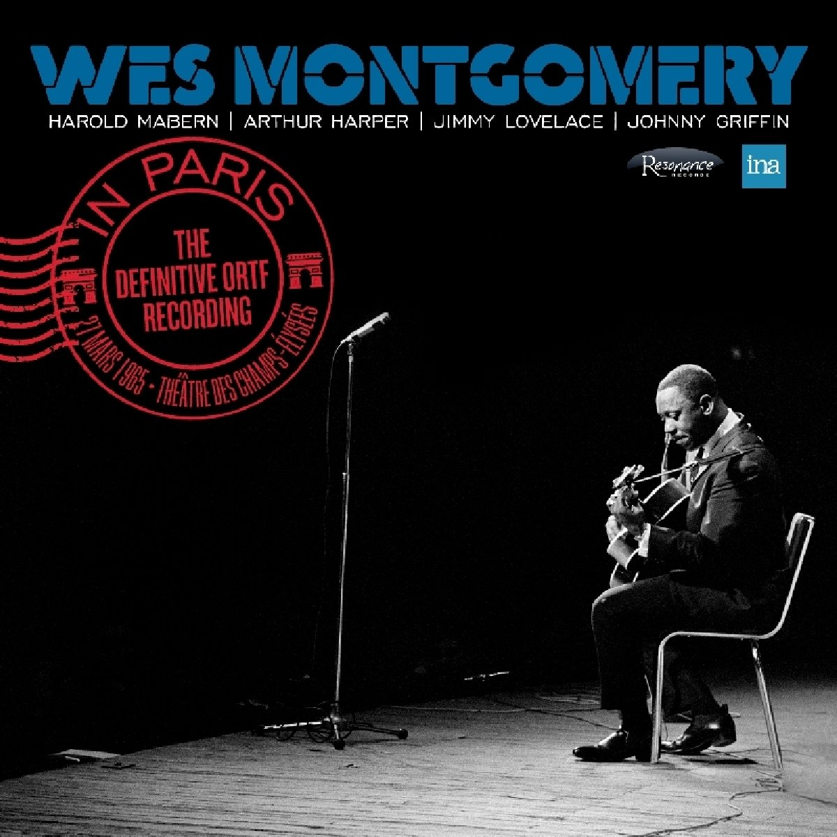 In Paris: The Definitive ORTF Recording [2 CD]