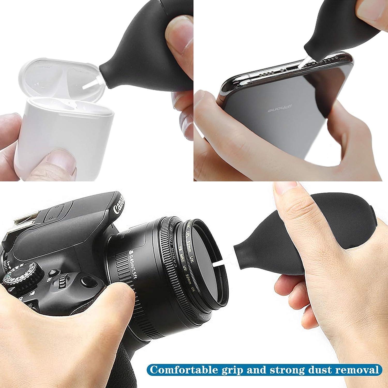 KUPINK Kits Limpieza C/ámara Reflex Limpieza de la C/ámara para C/ámaras R/éflex y Lente Optica C/ámaras Digitales