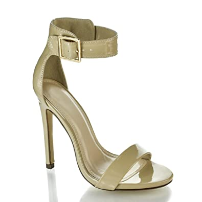 2b598431261f Women High Stiletto Heel Dress Sandal With Ankle Straps.-7