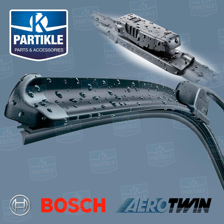 Bosch Aerotwin a980s pantalla plana limpiaparabrisas cuchillas: Amazon.es: Coche y moto