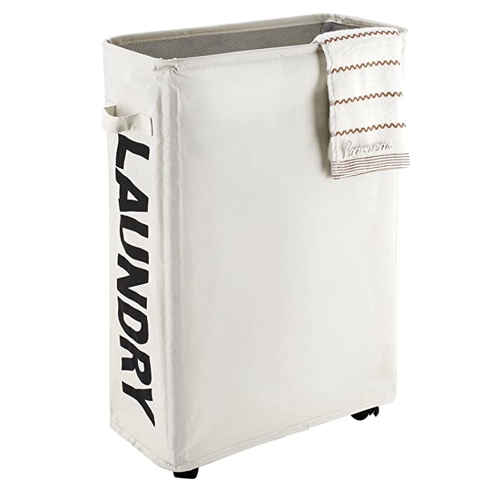 Top 10 Tall White Plastic Laundry Basket
