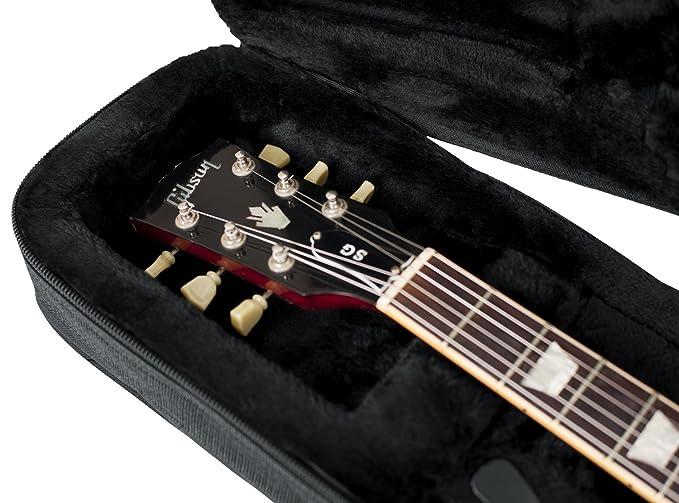 Funda rígida ligera de espuma EPS para bajos acústicos, de Gator: Amazon.es: Instrumentos musicales