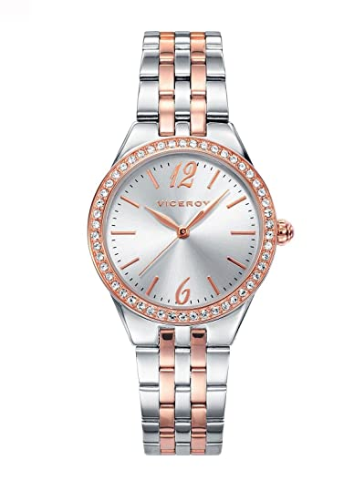 0972b7ad1aaa Reloj Viceroy - Mujer 42232-95  Amazon.es  Relojes