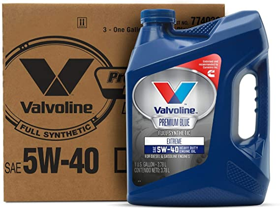 Valvoline Synthetic Engine Oil