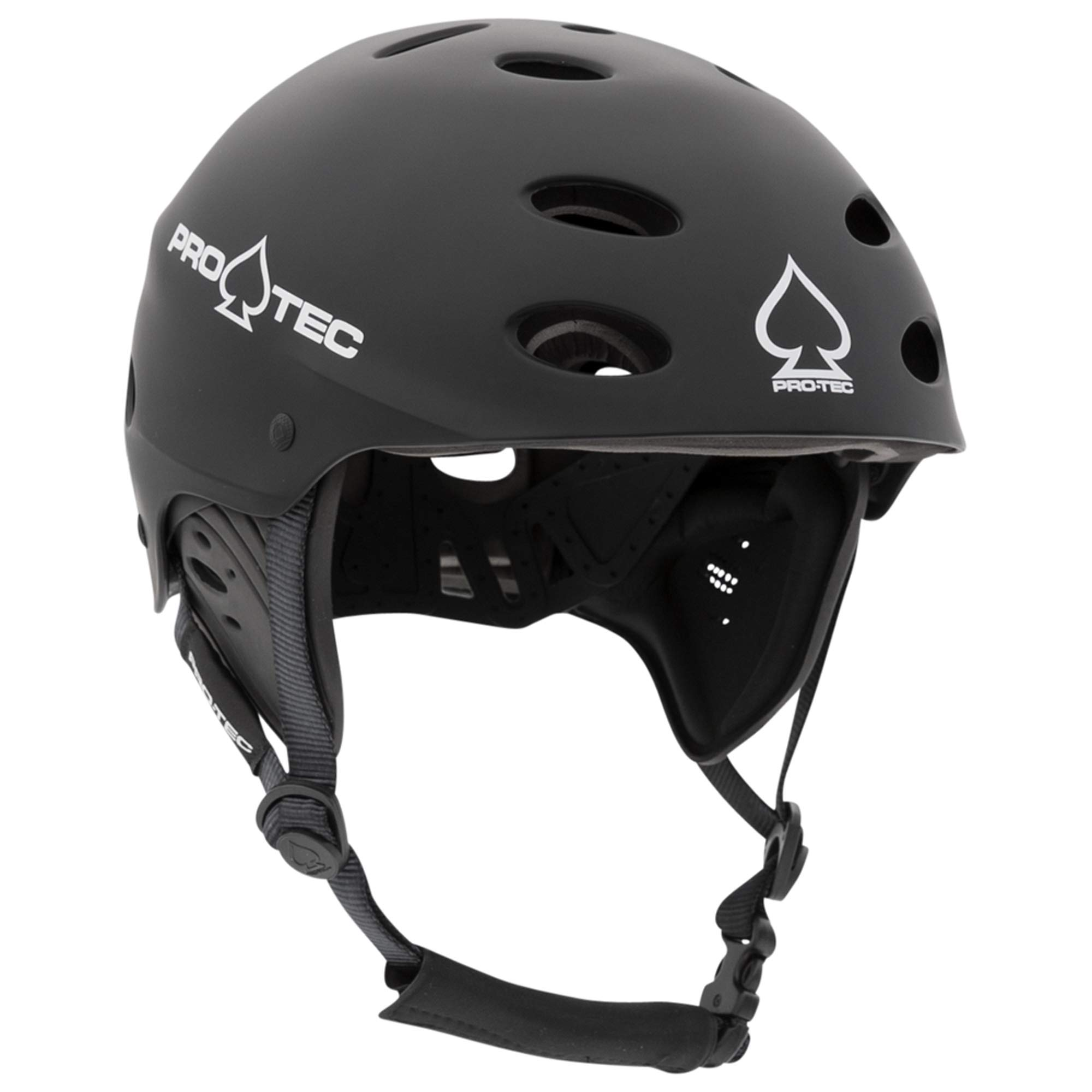 Pro-Tec Ace Wake Helmet, Matte Black, M by Pro-Tec